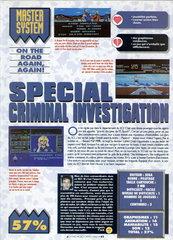 Special Criminal Investigation (Master System)