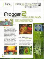 Frogger 2 : Swampy's Revenge (Playstation)