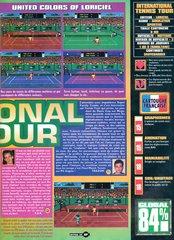 International tennis tour p2