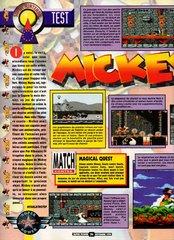 Mickey Mania (Europe) 1