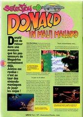 Donald in Maui Mallard (Super Nintendo)