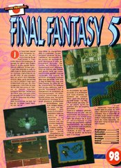 Final Fantasy V (Super Nintendo)