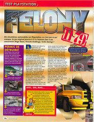Felony 11-79 (Playstation)