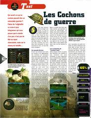 Hogs of War : Les Cochons de Guerre (Playstation)