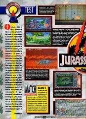 Jurassic Park Part 2 : The Chaos Continues (Super Nintendo)