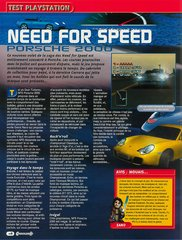 Need for Speed : Porsche 2000 (Playstation)