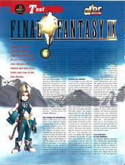 Final Fantasy IX (Playstation)
