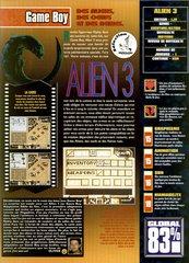 Alien 3 (GameBoy)