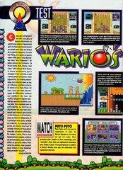 Wario's Woods (Super Nintendo)