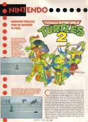 Teenage Mutant Ninja Turtles II : The Arcade Game - 01