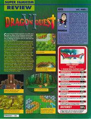 Dragon Quest VI: Maboroshi no Daichi (Super Nintendo)