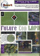 Future Cop L.A.P.D. (Playstation)