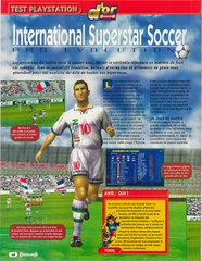 International Superstar Soccer Pro (Playstation)