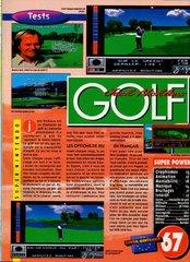Jack Nicklaus Golf (Super Nintendo)