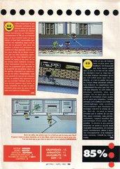 Teenage Mutant Ninja Turtles II : The Arcade Game - 03