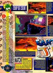 Earthworm Jim (Super Nintendo)