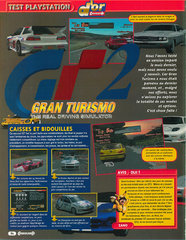 Gran Turismo 2 : The Real Driving Simulator (Playstation)