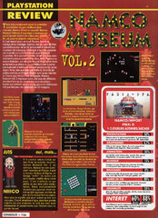 Namco Museum Vol.2 (Playstation)