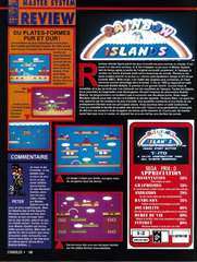 Rainbow Islands - The Story of Bubble Bobble 2 (Master System)