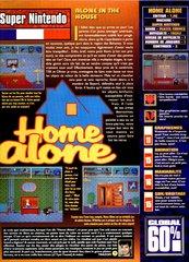 Home Alone (Super Nintendo)