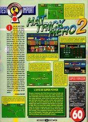 Hat Trick Hero 2 (Super Nintendo)