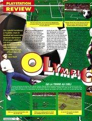 Olympic Soccer: Atlanta 1996 (Playstation)