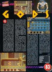 Gods (Super Nintendo)